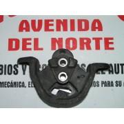 SOPORTE MOTOR SILENTBLOCK OPEL ASTRA 1.8, 2.0, OPEL VECTRA 2.0 - CAUTEX 480093 - REF. OPEL 0684291