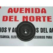 SOPORTE AMORTIGUADOR DELANTERO SILENTBLOCK SEAT IBIZA Y MALAGA (84-93) METALCAUCHO 00922 - REF. SEAT 8714122323A