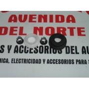 KIT CASQUILLOS PALANCA CAMBIO RENAULT 4 Y 5 - TRICLO 625035 - 7700642281 - 7700668901