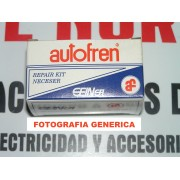 KIT REPARACION BOMBA EMBRAGUE LAND ROVER 1300, EBRO F-100,F-260.F-275, AVIA FURG. 1000, GIRLING-VILLAR-BENDIX-REF AF D1-21