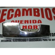 MASCOTA PARAGOLPES DELANTERO IZQUIERDO SIN GOMA RENAULT 8