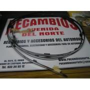MOLDURA PARAGOLOPES TRASERO CROMADA RENAULT 21 REF. ORG. 7702148781