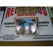 OPTICA DE CARRETERA SEAT 124-1430 - REF. ORG. FORES - FE 1100 K