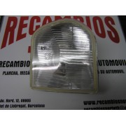 OPTICA FARO DELANTERO IZQUIERDO CRUCE-H-1- RENAULT 12 TS-HASTA (06-77)- REF. VALEO 061708