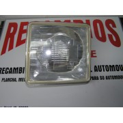 OPTICA FARO DELANTERO DERECHO CRUCE-H-1 RENAULT 12-TS HASTA (06-779, REF, ORG. 7702038382