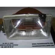 OPTICA DELANTERA DERECHA H-4 CON LIMPIAFAROS TALBOT 150 REF VALEO-061785