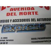 ANAGRAMA TRASERO RENAULT EXPRESS, REF,RENAULT-7700815572