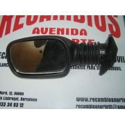 RETROVISOR EXTERIOR IZQUIERDO SEAT RITMO 1º-SERIE REF. GEMO