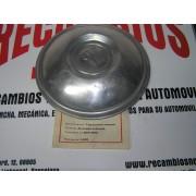TAPACUBOS ALUMINIO SEAT 600 REF. COMETAL-1400