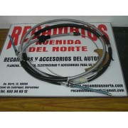CABLE FRENO DE MANO FORD ESCORT FAMILAR (94) Y BERLINA (90-94)-REF. FORD. 6912221