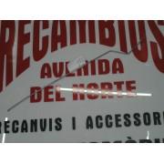 VARILLA DE CERRADURA A MANETA TRASERA IZQUIERDA, SEAT TOLEDO-LEON HASTA 1999