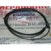CABLE Y FUNDA APERTURA CAPO FORD-ESCORT-ORION-(90-95-REF. FORD-6622582