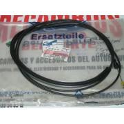 CABLE Y FUNDA APERTURA CAPO FORD-ESCORT-ORION-(90-95-REF. FORD-6622582