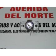 CERRADURA CON LLAVE PORTON TRASERO SEAT-FIAT-124-1430-FAMILIAR-REF. SEAT-FJ-82670001