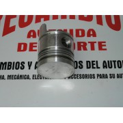 PISTON SIN AROS NI BULON MOTOR PERKINS 4/108