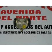 CILINDRO FRENO TRASERO DERECHO PEUGEOT 309 RENAULT 5 TL Y 21 GTD REF BENDIX 212304B