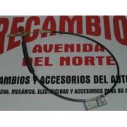 CABLE MANDO DE MANETA A CERRADURA PUERTA FORD FIESTA 89 REF FORD 6622972