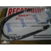 CABLE FRENO DE MANO (DISCO) SEAT 124 REF FA 16735800
