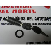 CERRADURA PORTON TRASERO EXTERIOR SEAT MARBELLA DESDE EL 89 REF ORG. 7654496