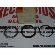 JUEGO DE SEGMENTOS PARA CUATRO CILINDROS SEAT 124 1430 131 132 MOTORES 1430 Y 1,600