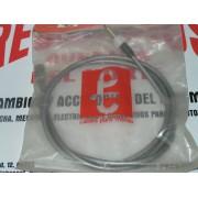 CABLE Y FUNDA CUENTA KILOMETROS RENAULT 12 REF REN. 7702004671 PT-801659