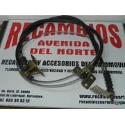 CABLE FRENO MANO CON FUNDA SEAT 132 1º SERIE REF- SEAT GE-167358-10 PT 902713