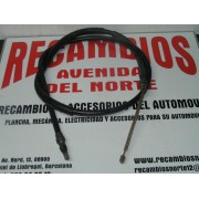 CABLE FRENO MANO DERECHO RENAULT 5 REF ORG. 7702041778 Y PT 902780