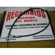 CABLE FRENO MANO DERECHO RENAULT 4 Y 6 REF RENAULT 7702005697 Y PT 2471