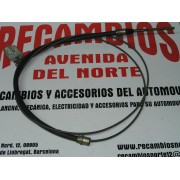 CABLE EMBRAGUE Y FUNDA SEAT 850 CUPE Y SPIDER REF SEAT EA-126231.00 PT 1737