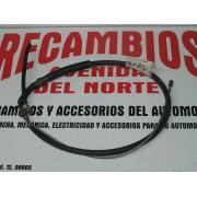 CABLE FRENO DE MANO IZQUIERDO RENAULT 18 5 VELOCIDADES REF ORG. 7702105051 PT 3342
