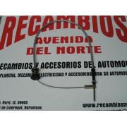 CABLE ACELERADOR CON FUNDA RENAULT 12 S Y TS FAMILIAR REF ORG- 7702044077 Y CAUTEX 023117