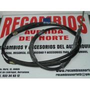 CABLE CON FUNDA FRENO MANO VOLKSWAGEN PASSAT REF ORG 321609721C PT 3942