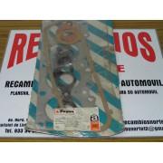 JUEGO DE JUNTAS PARTE ALTA MOTOR CON RETENES FORD FIESTA Y ESCORT 1,3
