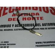 CABLE ACELERADOR RENAULT 12 Y FAMILIAR TL 1013 MM largo ref org, 7702005841