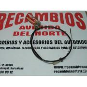 CABLE ACELERADOR RENAULT 5 TL-GTL Y 7 REF ORG. 7702041346 PT 3040