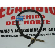 CABLE EMBRAGUE RENAULT 6 SUPER DESDE 8-84 REF ORG. 77021144583 PT 5102
