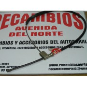 CABLE FRENO MANO DERECHO RENAULT 18 5 VELOCIDADES REF ORG. 7702105050