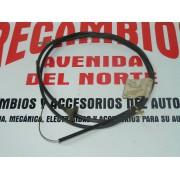 CABLE Y FUNDA APERTURA CAPO DELANTERO FORD GRANADA REF FORD 6128369