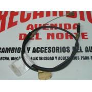 CABLE Y FUNDA ACELERADOR FORD GRANADA (82-85)