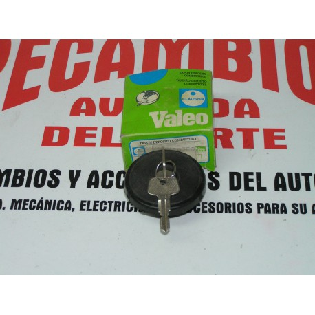 TAPON DE GASOLINA CON LLAVE SIMCA 1200 TALBOT 150 Y HORIZON REF VALEO 456203