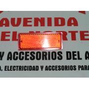 REFLECTOR PARAGOLPES TRASERO RENAULT 5 Y TRAFIC REF ORG, 77011348649