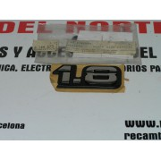 ANAGRAMA TRASERO FORD SIERRA (82) 1,8 REF FORD- 6144673