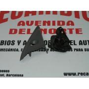 CONJUNTO TAPA INTERIOR ESPEJO RETROVISOR IZQUIERDO RENAULT 21 REF ORG. 7700764245
