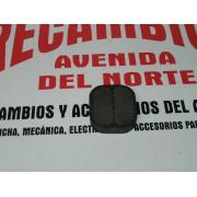 GOMA PEDAL FRENO EMBRAGUE SEAT 127-124-131 PRIMERA SERIE