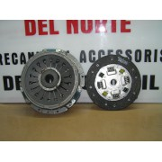 KIT DE EMBRAGUE RENAULT 21 REF ORG, 7701464044