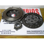KIT EMBRAGUE VW TRANSPORTER 1,6 D Y 1,6 TD (81-92) REF LUK 622020006