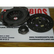 KIT EMBRAGUE TALBOT 150, HORIZON Y SOLARA MOTOR 1592 cc ref VALEO 627983