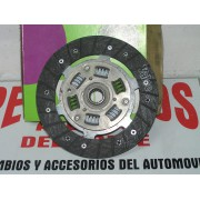 DISCO EMBRAGUE VALEO 692029 SEAT 1430 FU ,1500, 131, 131 Y 132 1600