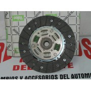 DISCO EMBRAGUE MERCEDES N-1000-MOTOR OM636 REF VALEO 692043