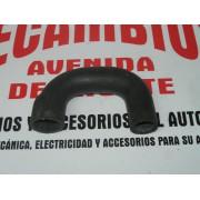 MANGUITO SUPERIOR RADIADOR SIMCA 1000 MD MOTOR 349 REF ORG. 4040551384